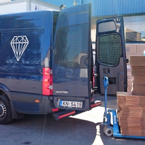 Diamond Transport Solutions